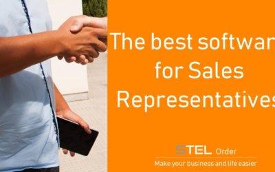 Business Management Software for Sales Representatives