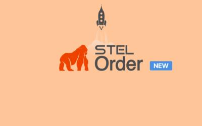 Nueva versión STEL Order: 3.16.1