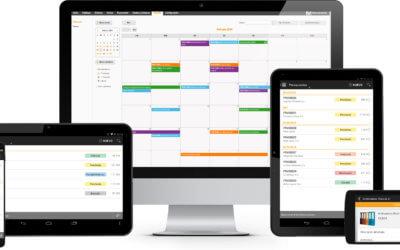 L'Agenda en ligne de STEL Order simplifie le travail dans l'entreprise