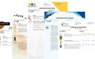 Plantillas de facturas: Crea la factura que se ajuste a tu marca